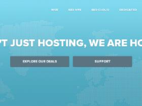 HostSlick:$6季付/1H/512MB/20GB/250GB流量/KVM/荷兰机房