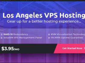 TechVPS:$14年付/1H/512MB/10GB/1TB/洛杉矶QN机房