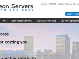 MeanServers:$7月付/1H/4GB/60GB/4GB/KVM/丹佛/洛杉矶机房