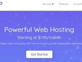 HostUp:$3.5月付/1H/2GB/50GB/1TB/OpenVZ/荷兰高防机房