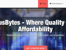 NexusBytes:$4月付/2H/1GB/100GB/10TB流量/KVM/德国/纽约机房