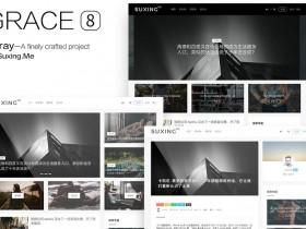 苏醒Grace8.2主题最新版:免授权版 完美无限制开心版免费下载