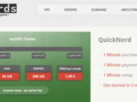RootNerds:€1.99月付/1H/1GB/50GB/400GB流量/OpenVZ/德国机房