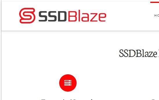 SSDBlaze:首月/4H/16G/1TB/10TB/1Gbps/达拉斯/纽约机房