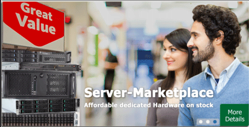 EUserv:€58.31月付/XEON E3-1230/16GB/4x 6TB SATA3/1Gbps不限流量/德国机房