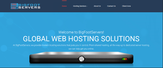 BigFootServers:年付/4H/4G/60GB/5TB/可创建4VPS/洛杉矶/达拉斯CC机房