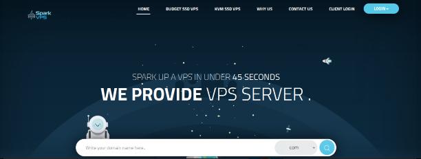 SparkVPS:VPS资源池年付/可创建六个VPS/纽约/达拉斯机房可选