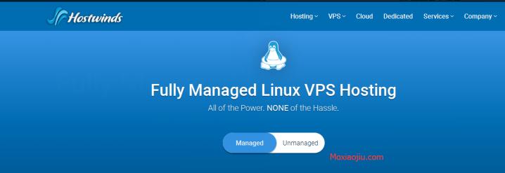 美国Hostwinds VPS主机配置升级扩容详细教程