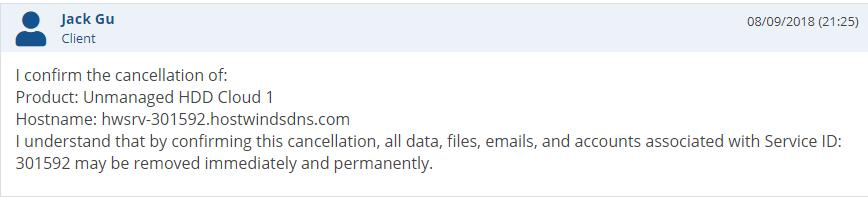 Hostwinds美国VPS购买后登录不上解决办法