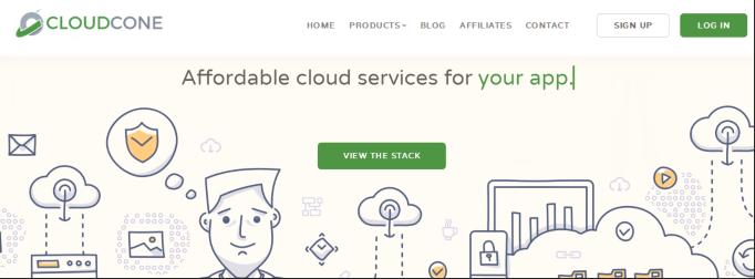 Cloudcone黑五促销:年付/1H/512MB/20GB/2TB/KVM/洛杉矶机房