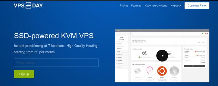 VPS2Day:png.35月付/1H/1GB/25GB/不限流量 100Mbps/美国/德国/英国等七个机房