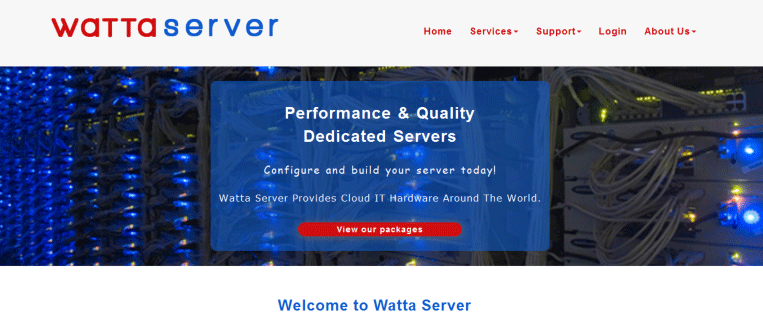 WattaServer:月付/Xeon L5420/16GB/500GB SATA/10TB/IPMI/达拉斯/西雅图机房