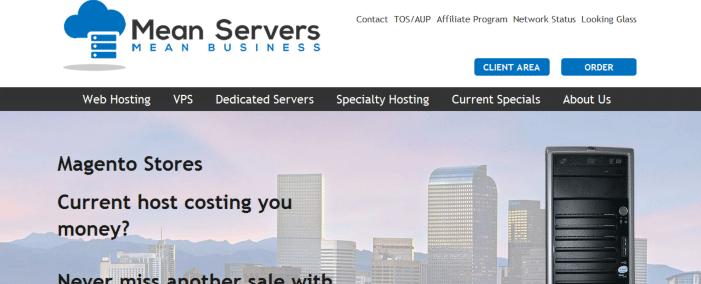 MeanServers:月付/1H/4GB/60GB/4GB/KVM/丹佛/洛杉矶机房