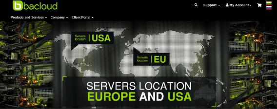 BaCloud:.84月付/E3-1240 v6/16GB内存/250GB硬盘/50TB流量1Gbps/立陶宛独立服务器