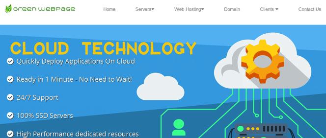 GreenWebPage:€1.94月付/1H/512MB/15GB/2TB/KVM/美国/德国/英国等机房