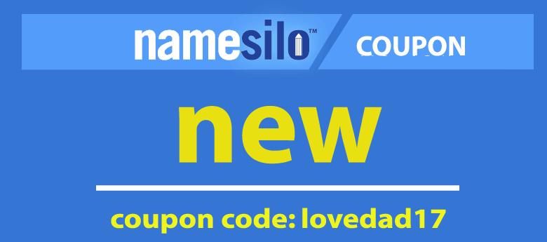 NameSilo优惠码,续费优惠码,最新NameSilo使用技巧2019年大全