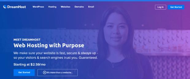 DreamHost虚拟主机最新购买图文教程