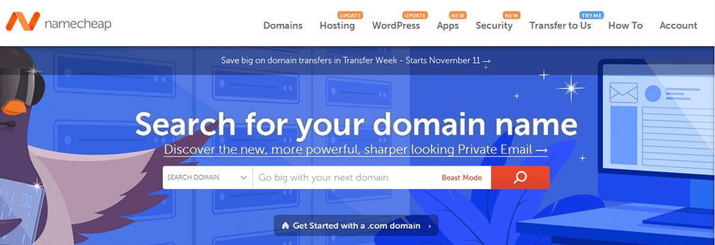 NameCheap域名注册以及优惠码使用最新版教程