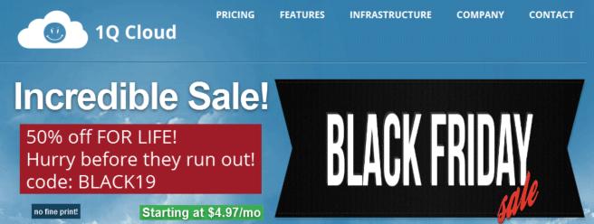 1QCloud黑五五折优惠:png.97月付/1H/1GB/30GB/1Gbps不限流量/盐湖城机房