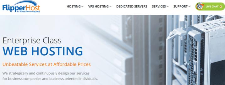 FlipperHost:png.5月付/4H/2GB/50GB/5TB/OpenVZ/洛杉矶/达拉斯等机房