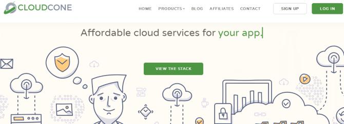 Cloudcone双12优惠: