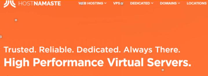 Hostnamaste:年付/1H/256MB/10GB/250GB/OpenVZ/法国机房
