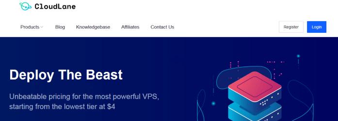 CloudLane:png月付/1H/2GB/20GB/2TB/OpenVZ/立陶宛机房