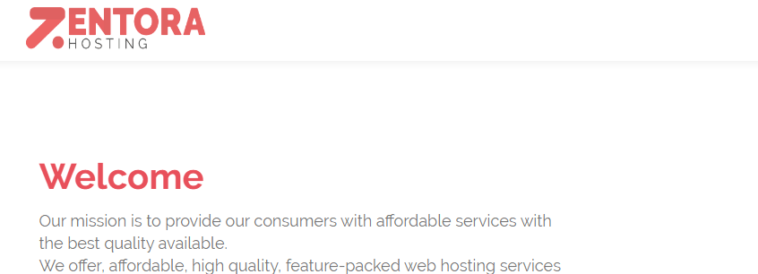 ZentoraHosting:£3.90月付/1H/512MB/512GB硬盘/不限流量500Mbps/KVM/德国Hetzner机房