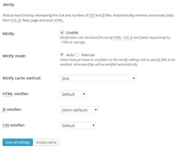 如何使用W3 Total Cache缓存插件来提升WordPress网站速度